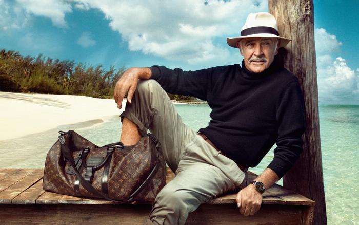 Лица Louis Vuitton: от Горбачева до Мадонны.
