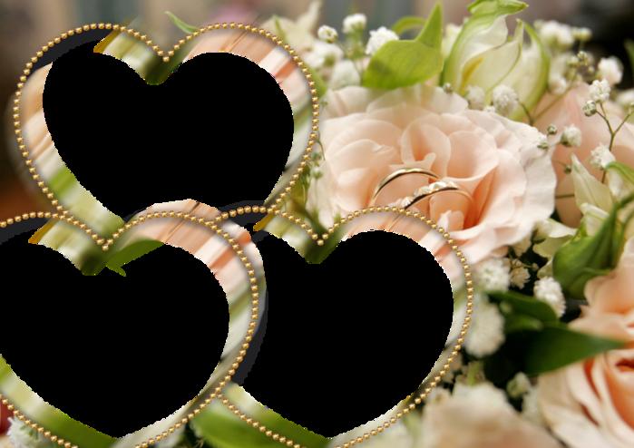 рамочки для свадебных фотографий коллажи выкладываете