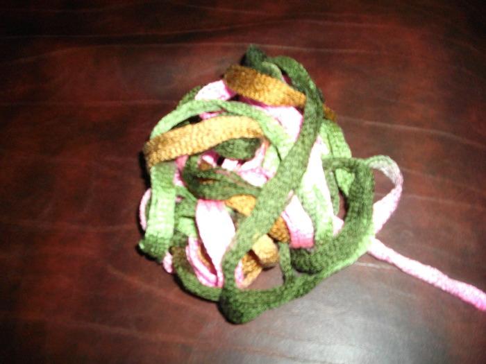 Миниатюрные цветы крючком - Схема цветка крючком: Плоские цветы с...