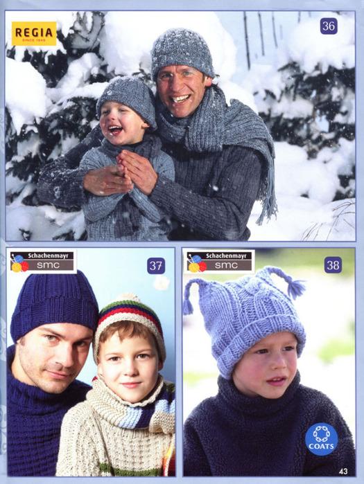 зимние вязаные шапки 2011 год. вязание спицами берет схема, ажурная...