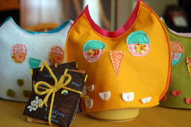 совы из ткани выкройки - Выкройки одежды для детей и взрослых.