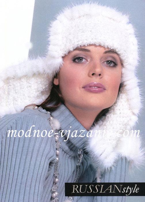 Описание: Шали, шарфы, шапки вязаные крючком.