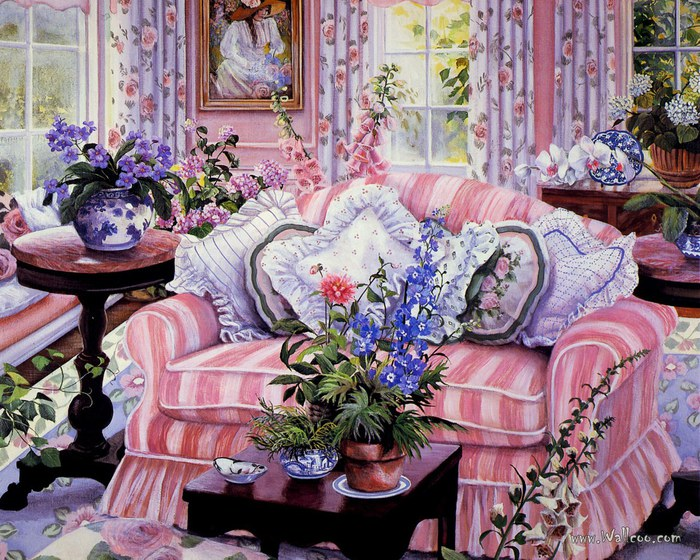 Art_painting_of_Susan_Rios_02_Coming_Home (700x560, 161Kb)