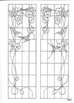 Превью Decorative Doorways Stained Glass - 05 (367x512, 50Kb)