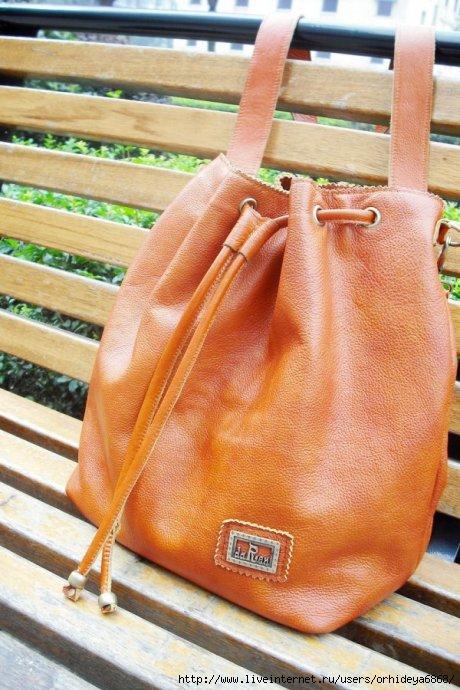 сшить сумку из меха своими руками.
