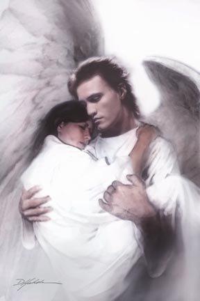 фото ангел кадмиил