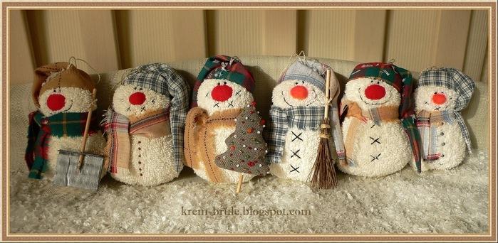 Новогодние сувениры своими руками - Самодельные