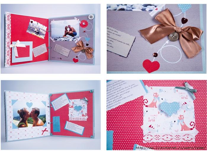 Красиво оформленные открытки с фотографиями