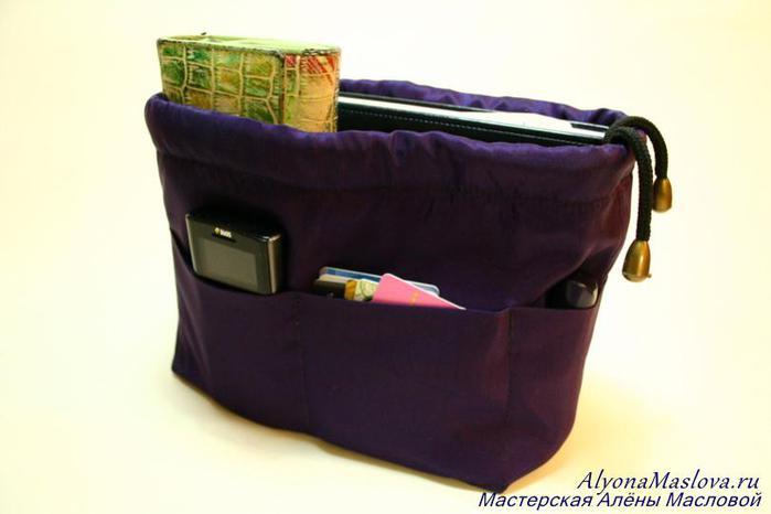Порядка в ваших сумках, милые рукодельницы!