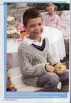 Вязание на спицах Knitting.  Вязание МАЛЬЧИКАМ & Boys.  Косы.  СЕЗОНЫ.