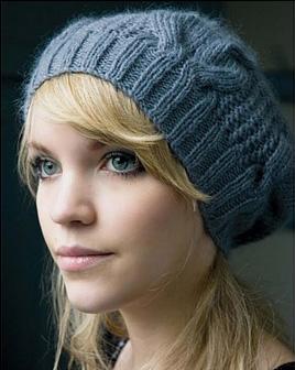 ...к вязанию модной шапки на спицах, необходимо усвоить несколько правил.