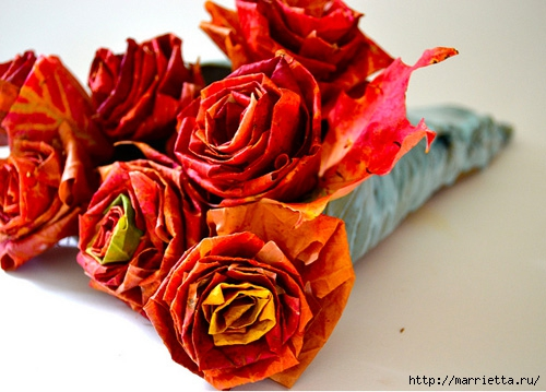 diy_leaf_rose_2 (500x359, 146Kb)