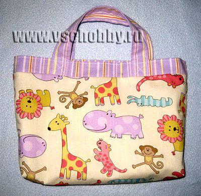 сшить сумку детскую - Платья.