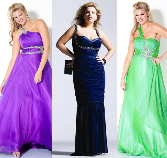 Они рекомендуют выбрать выпускные платья для полных девушек насыщенного...
