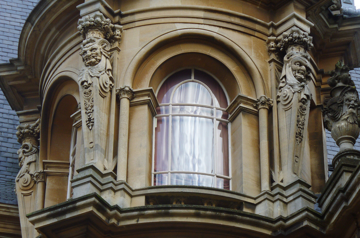 All sizes  Waddesdon Manor exterior detail  Flickr - Photo Sharing! (700x464, 872Kb)
