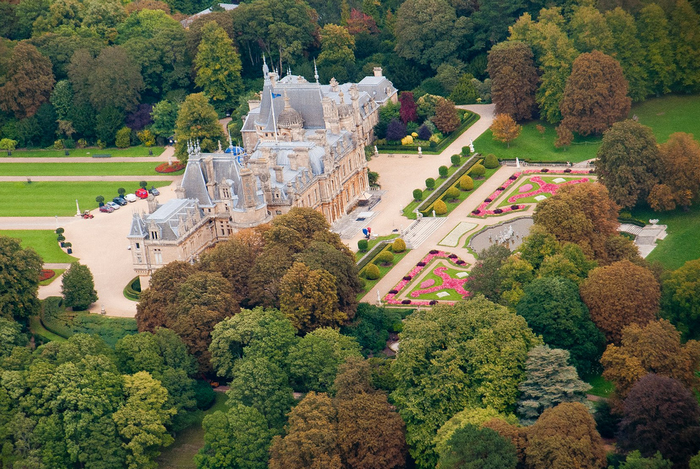 All sizes  Waddesdon Manor  Flickr - Photo Sharing! (700x469, 875Kb)
