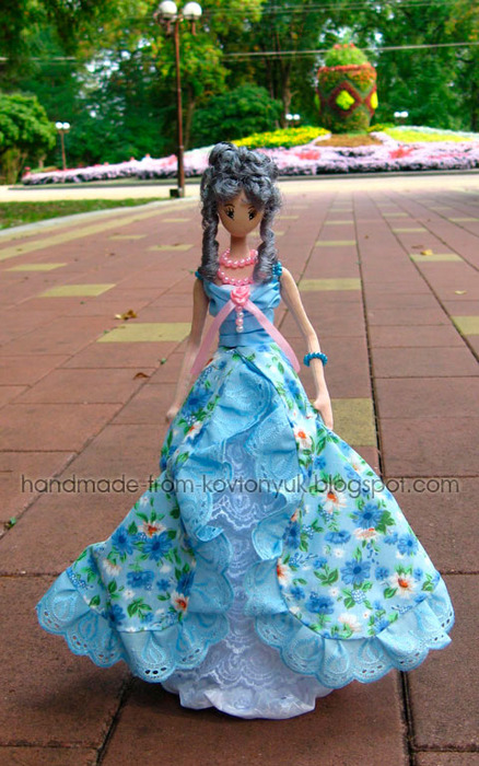 Японские куклы мастер класс своими руками #9