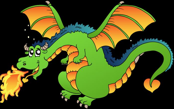 Картинки дракончика для детей, лет
