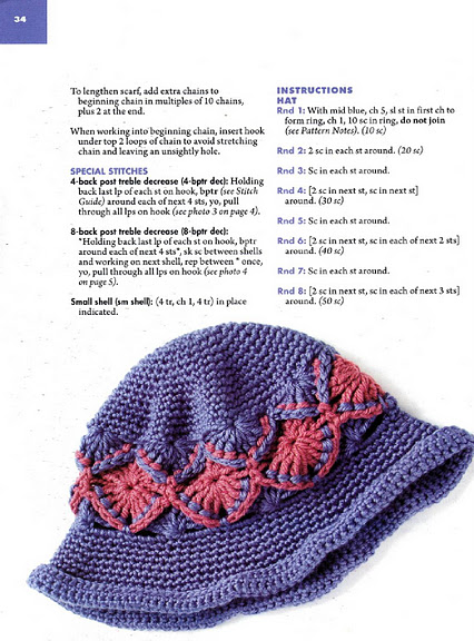 Learn to do Bavarian Crochet0035 (426x576, 104Kb)
