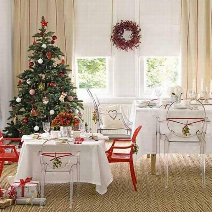 Красивая новогодняя елка идеи по дизайну новый год новогодняя елка...