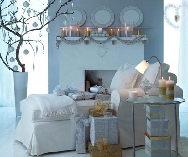 ...советы новый год новогодняя елка интерьер и архитектура Interiors and...