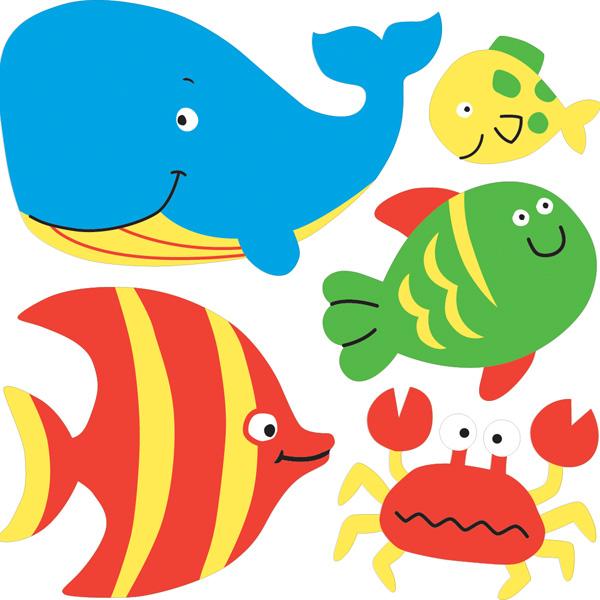 Картинки с рыбками для ванной