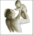 Превью Vervaco 75.173 Father_and_Child (540x570, 154Kb)