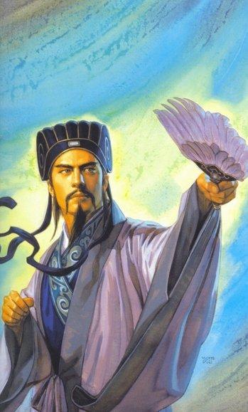 Zhuge Lian (349x579, 44Kb)