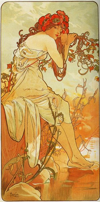 Лето. Из серии Сезоны. 1896 (348x700, 60Kb)