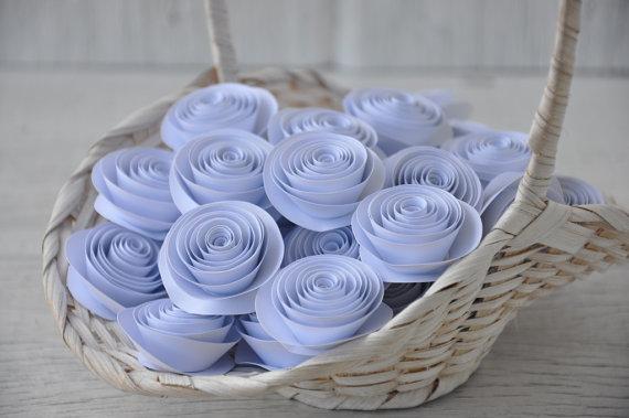 Искусственные цветы из бумаги - Изготавлимаем цветы