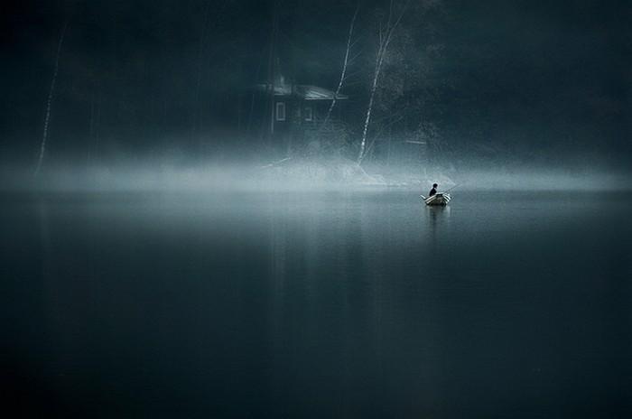 Пейзажи финского фотографа Микко Лагерстедт