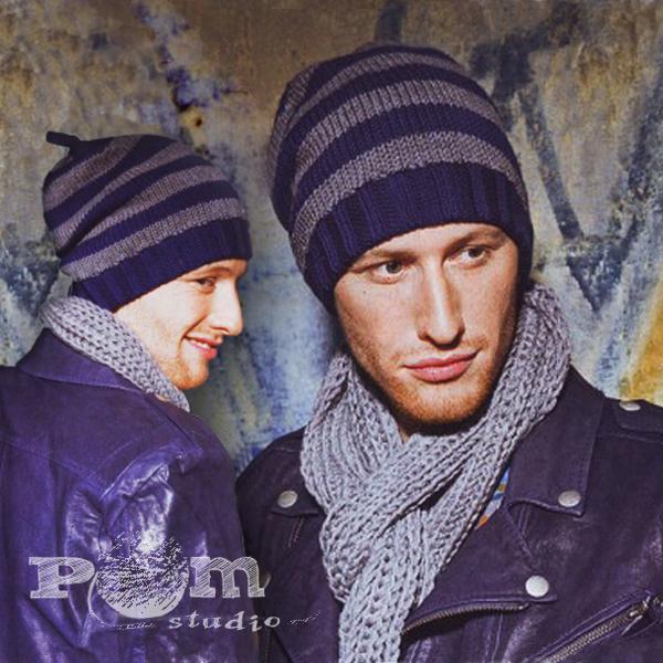 Это фото находится также в архивах: вязание шапок и беретов спицами.