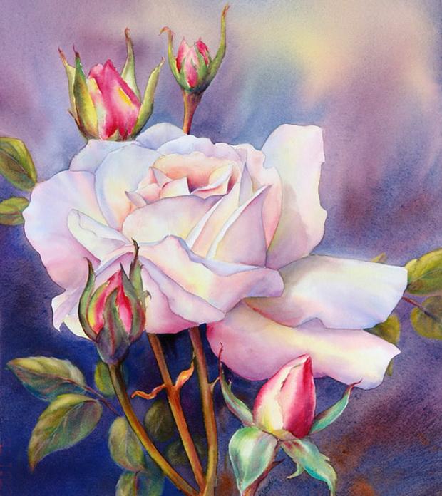 Rose (620x696, 163Kb)