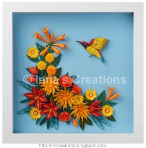 sunbird-quilling-framed-300x304 (300x304, 26Kb)