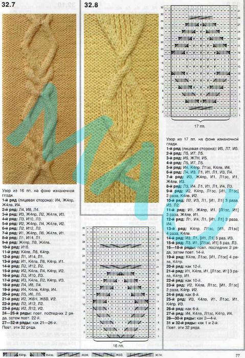 Комментарий: Поделка, изделие Вязание крючком: Кленовый лист Нитки.