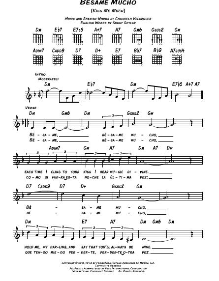 тум балалайка ноты