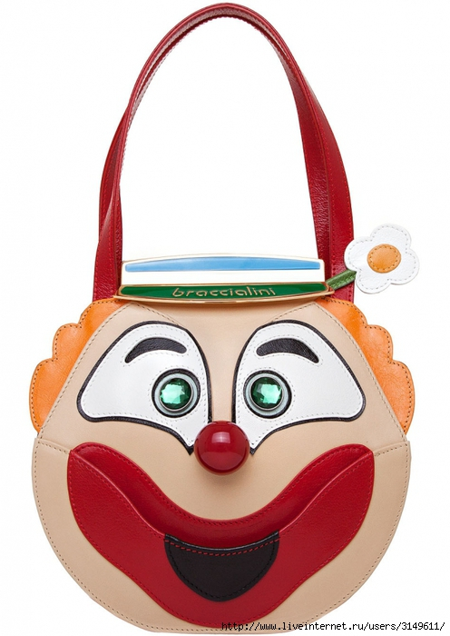 Женские сумки итальянской компании Braccialini - как источник...