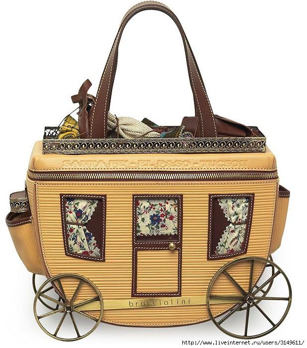 итальянские сумки брачиалини - Сумки.