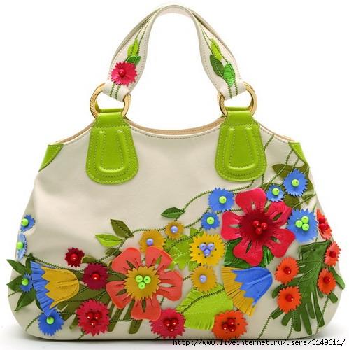 Вещь 137568 Braccialini.  Женские сумки Braccialini (часть1)