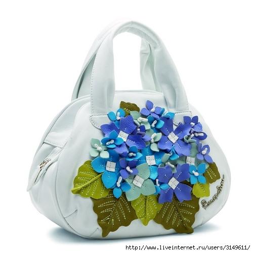 Женские сумочки и клатчи Braccialini.
