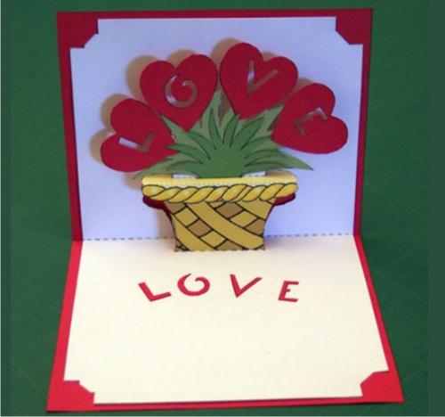 """Создаем объемные pop-up открытки собственными руками! """" ALLDAY - народный сайт о дизайне"""