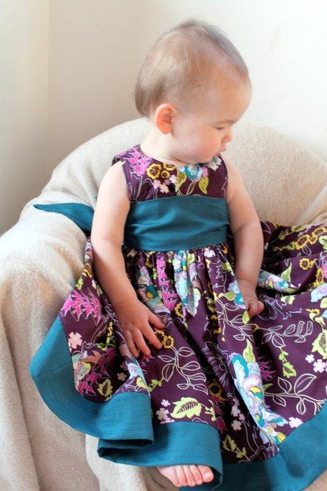 Шить нарядное платье для девочки Где сшить красивое платье.
