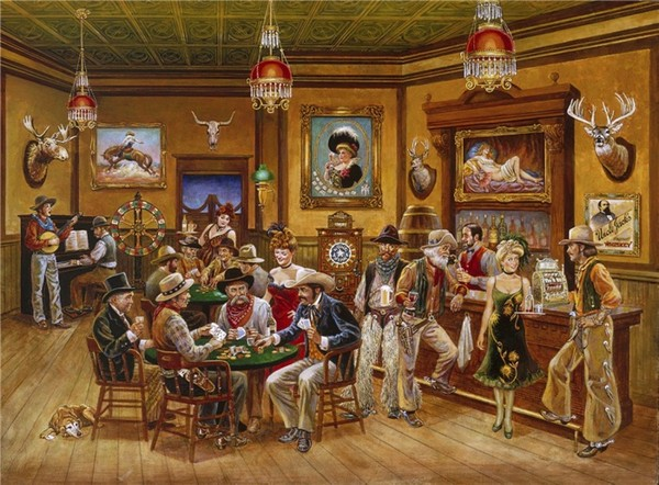 Lee_Dubin06Western Saloon (600x442, 104Kb)