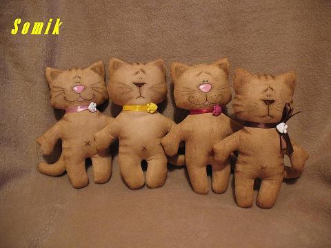 чердачная кукла котик выкройки - Выкройки одежды для детей и взрослых.