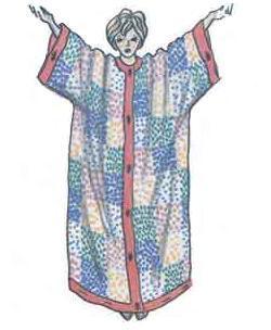 Кимоно японское своими руками: выкройка, описание работы 88