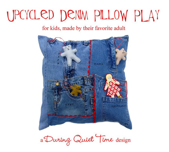 Upcycled Denim Pillow Play (700x627, 88Kb)