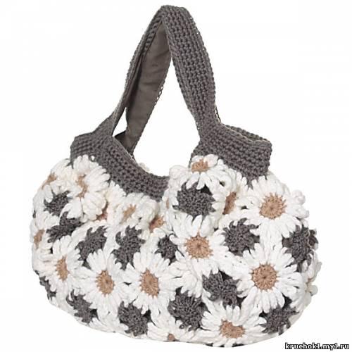 Фото@Mail.Ru: Все сумки мира : Crocheted bags.