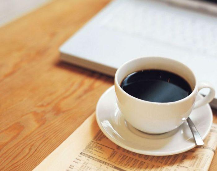 Кава з офісної кавомашини