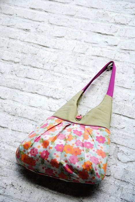 Шьем красивую сумку мастер класс + видео #3
