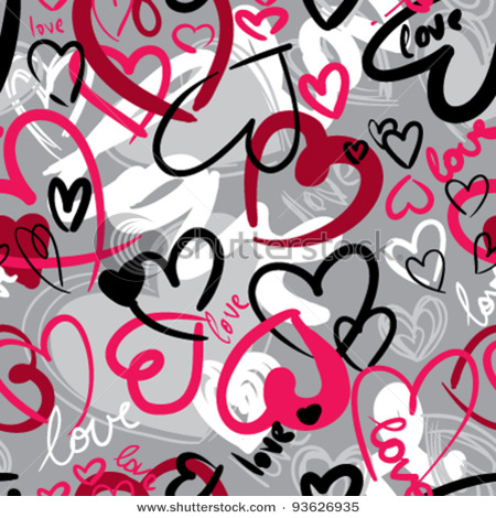 stock-vector-cute-valentine-s-seamless-pattern-with-hearts-93626935 (450x470, 103Kb)